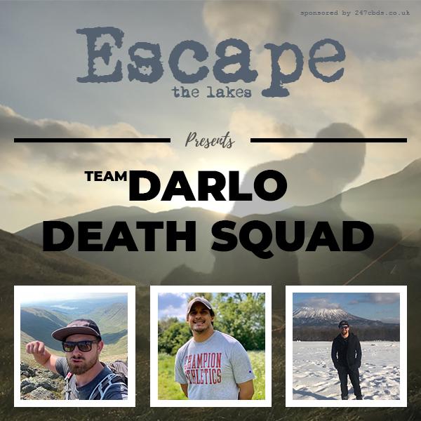 Darlo Death Squad Team Picture