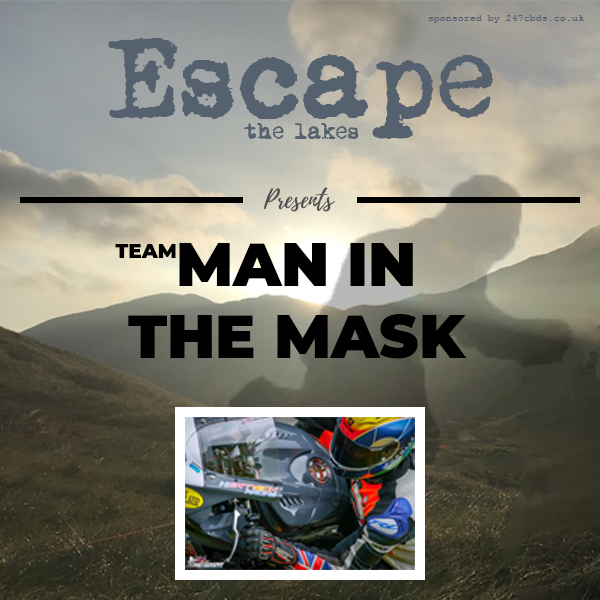 Man In The Mask Team Picture