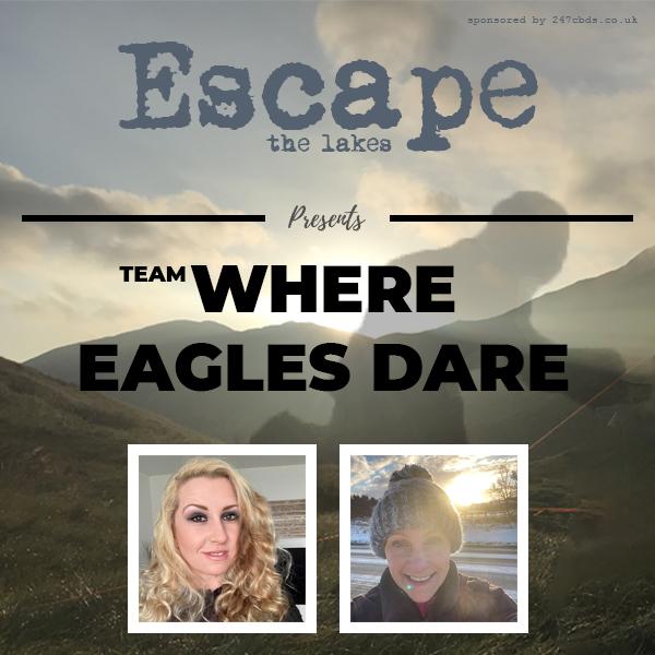 Where Eagles Dare Team Picture